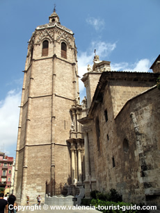 Belfry of Valencia Cathedral