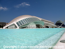 Valencia City of Art and Sciences