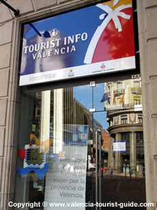 Tourist Information on Calle de la Paz