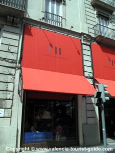 Negozi di abbigliamento a Valencia  Dove acquistare abbigliamento da ... a262ab8614c