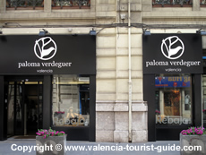 Clothing stores in valencia spain