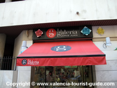 La Galeria Shopping Centre in Valencia
