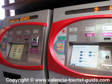 Renfe Ticket Machine